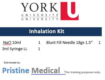 Inhalation Kit - York University