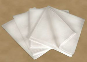 "Drape Sheet - 2 ply tissue - 40""x 48"""