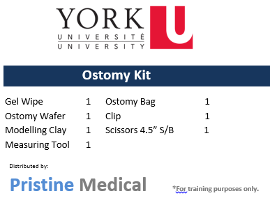Ostomy Kit - York University
