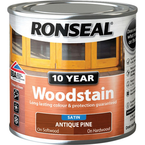 Ronseal 10 Year Woodstain 2.5Ltr