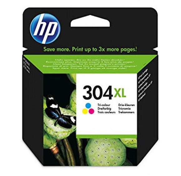 HP 304XL Colour Ink Fitzgeralds_Homevalue_Euronics_Hardware_Dingle_Kerry