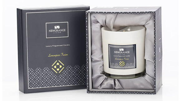 Newgrange Living Lemongrass Fusion Luxury Candle