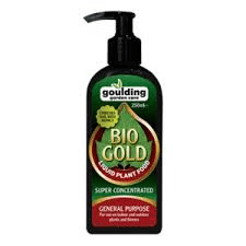 Gouldings Bio Gold Plant Feed 250ml | GLD0205 Fitzgeralds_Homevalue_Euronics_Hardware_Dingle_Kerry