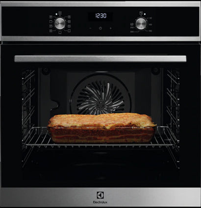 Electrolux Built-In Single Oven Stainless Steel | KOFEH40X