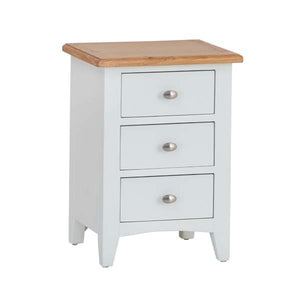 Boyne Bedside Night Table 3 Drawer | GALBSCW