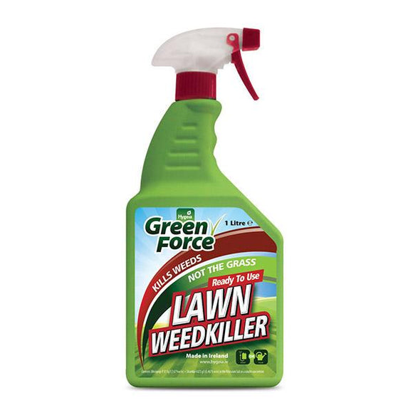 Greenforce Lawm Weedkiller Ready To Use 1Ltr Fitzgeralds_Homevalue_Euronics_Hardware_Dingle_Kerry
