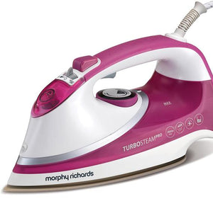 Morphy Richards Turbosteam Pro Steam Iron | 303123 {{ Fitzgeralds_Homevalue_Hardware_Dingle_Kerry}}