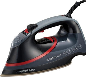 Morphy Richards Turbosteam Pro  Steam Iron | 303125 {{ Fitzgeralds_Homevalue_Hardware_Dingle_Kerry}}