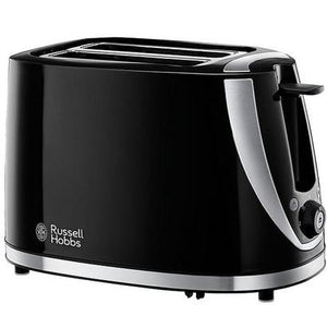 Russell Hobbs Mode 2 Slice Toaster Black | 21410 {{ Fitzgeralds_Homevalue_Hardware_Dingle_Kerry}}