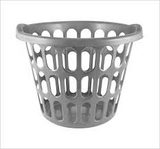 Round Laundry Basket