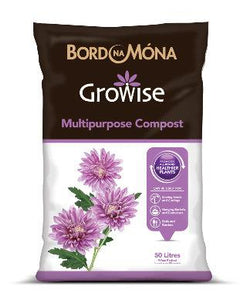 Growise Multipurpose Compost 50L | 9506D Fitzgeralds_Homevalue_Euronics_Hardware_Dingle_Kerry