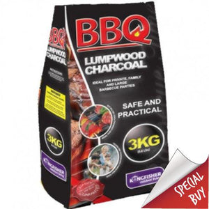 3KG Bag Charcoal Fitzgeralds_Homevalue_Euronics_Hardware_Dingle_Kerry