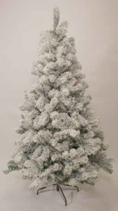 Jack Frost Artificial Christmas Tree 8ft / 240cm