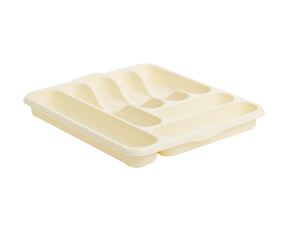 Wham Large Cutlery Tray Calico