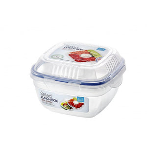 Lock and Lock Salad Lunch Box With Tray