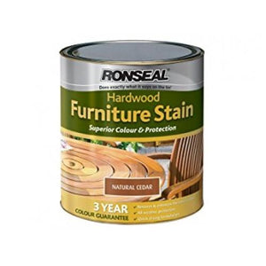 Ronseal Garden Furniture Stain 750ml Fitzgeralds_Homevalue_Euronics_Hardware_Dingle_Kerry
