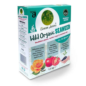 Ocean Leaves Wild Organic Seaweed 1.5kg | OCL200 Fitzgeralds_Homevalue_Euronics_Hardware_Dingle_Kerry