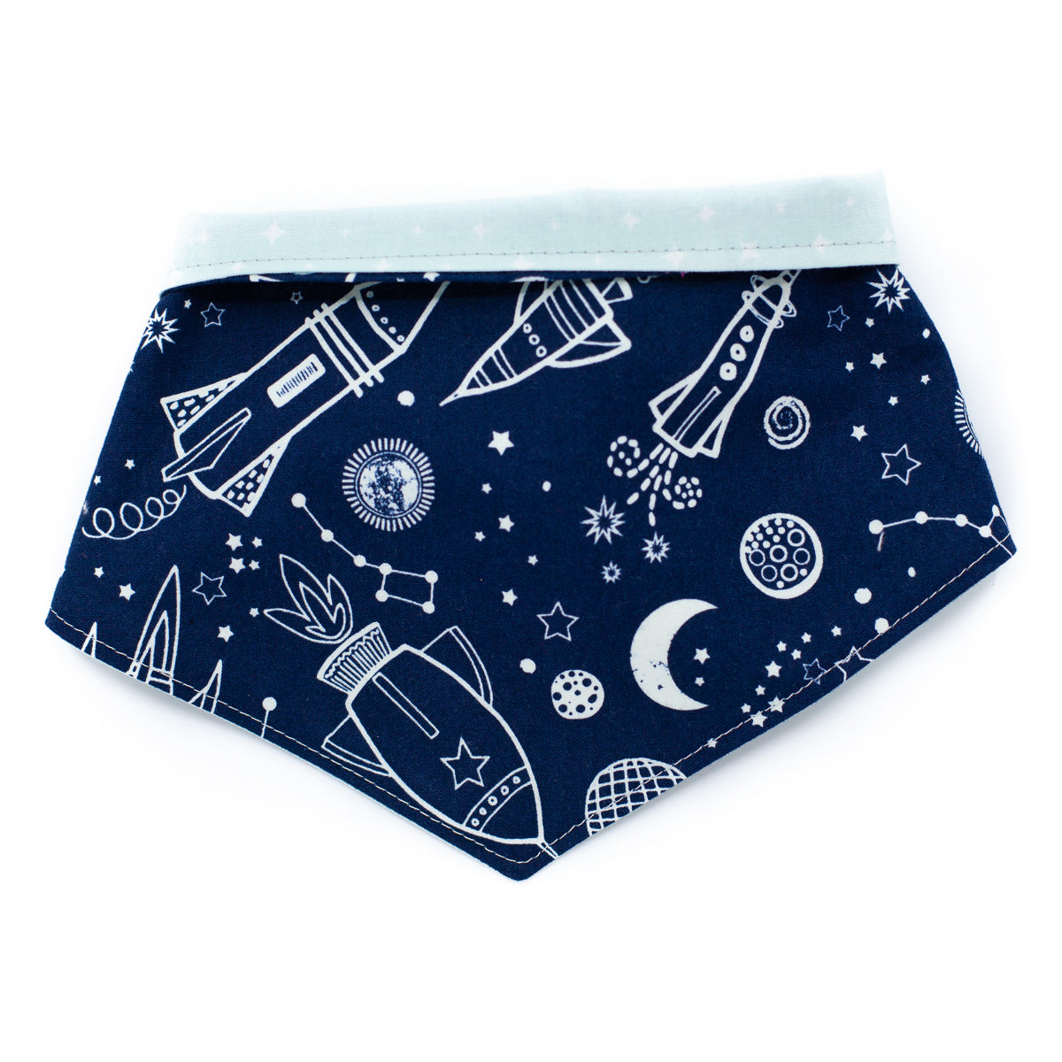 Glow in the Dark Rockets Bandana