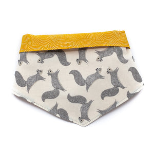 Squirrel! Reversible Bandana