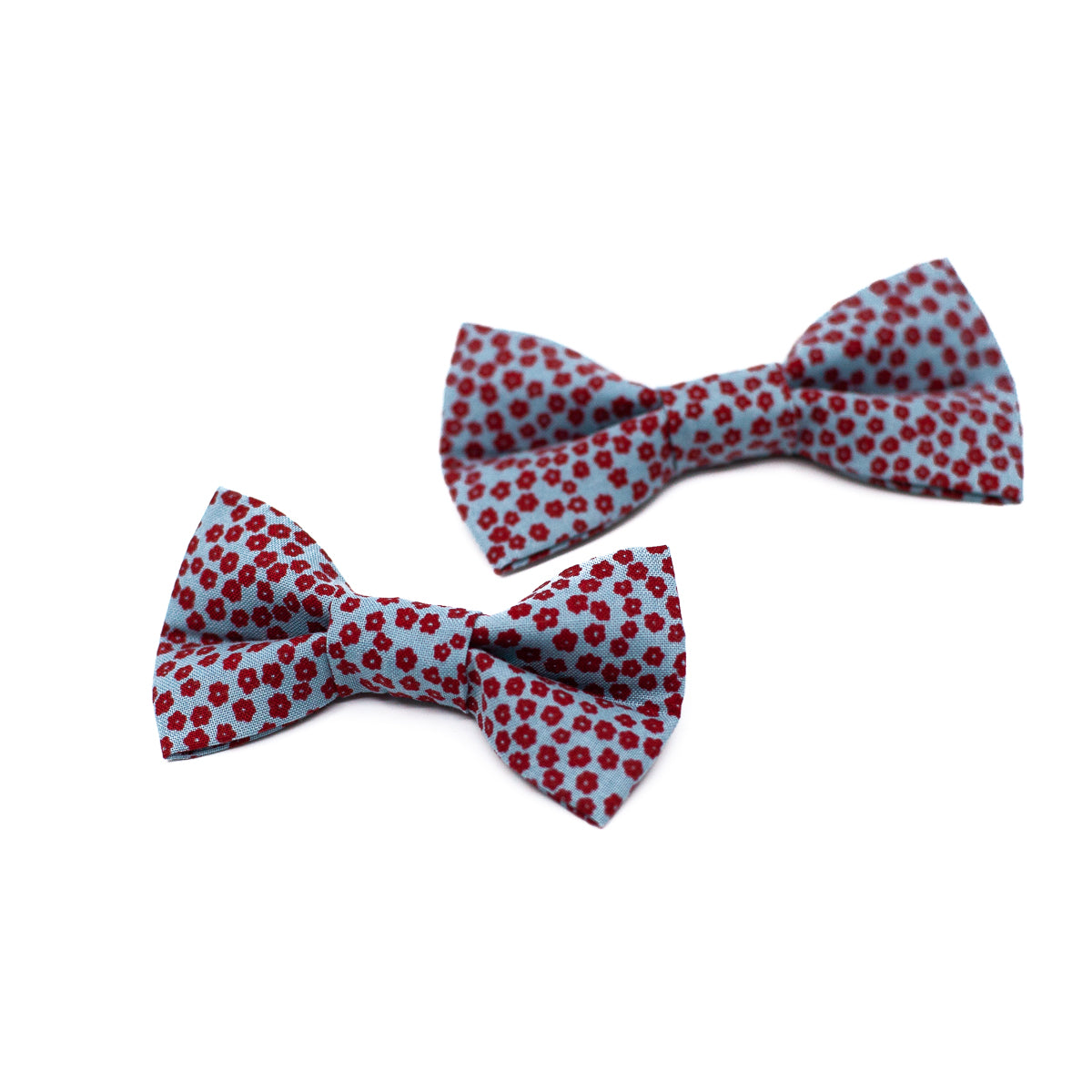 Sweet Flowers Bowtie for Puppy Dogs and Kitty Cats