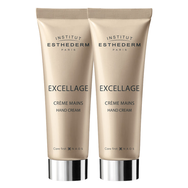 Duo crème mains Excellage 50 ml