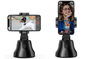 AI GENIE - Smart AI Phone Recording Mount With Face Tracking