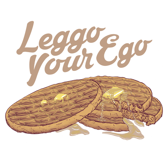 Leggo Your Ego Design by Yeah Right