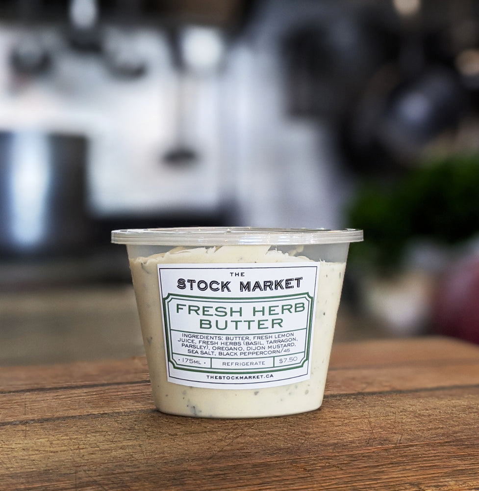 Fresh Herb Butter