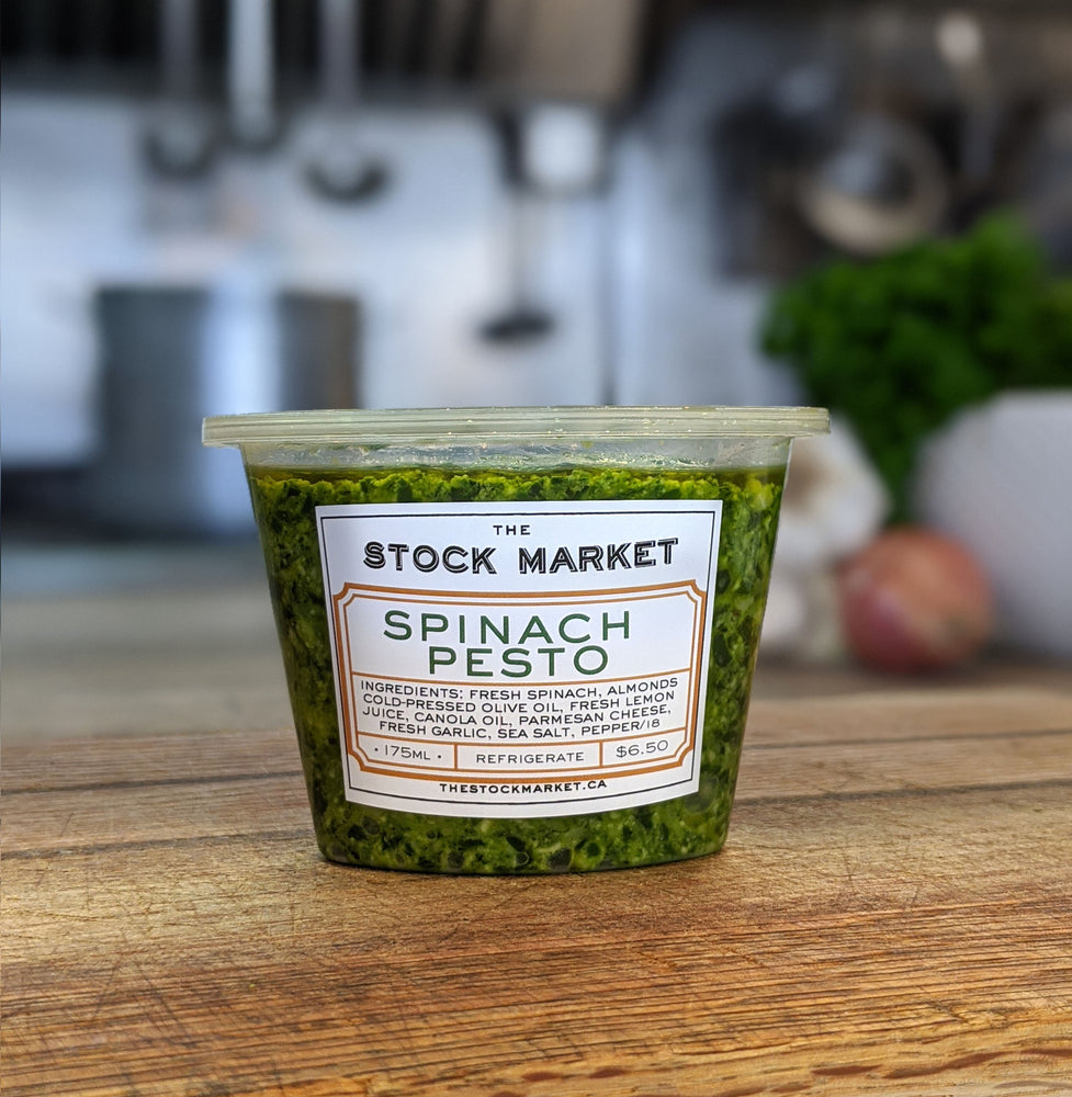 Load image into Gallery viewer, Spinach Pesto