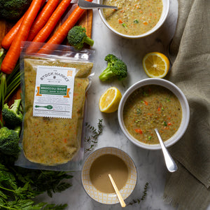 Load image into Gallery viewer, Broccoli & Carrot Soup