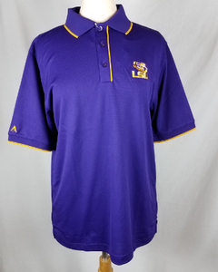 Antigua LSU Tiger Polo