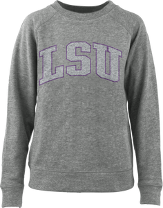 LSU Cecilia Sweatshirt - Grey
