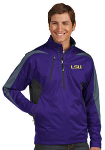 Antigua LSU Tigers Discover Jacket-Purple
