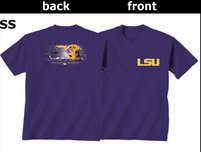 Load image into Gallery viewer, LSU Splash SS Tee