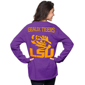 LSU Geaux Tigers Tiger Eye Spirit Jersey