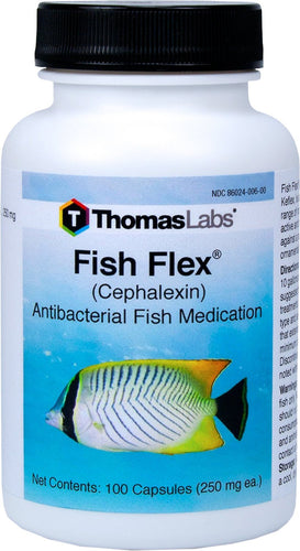 Fish Flex  250  mg fish antibiotics by thomas labs