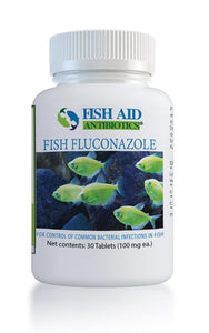 (Fish Flucon Equivalent) Fish Fluconazole 100 mg - 30 count