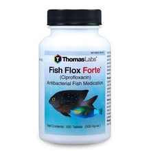 Load image into Gallery viewer, Fish Flox Forte - Ciprofloxacin 500 mg Tablets (100 Count)