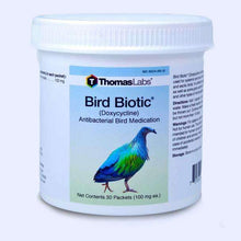 Load image into Gallery viewer, Bird Biotic - Doxycycline 100 mg Powder Packets (30 Count)