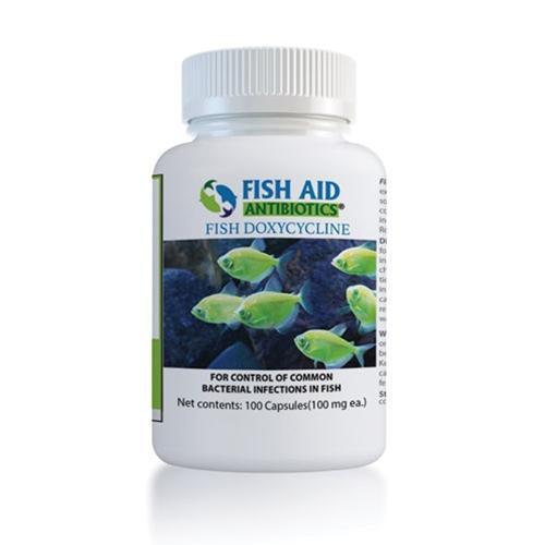 (Fish Doxy Equivalent) Fish Doxycycline 100 mg - 100 count