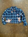 F+S Cropped Flannel