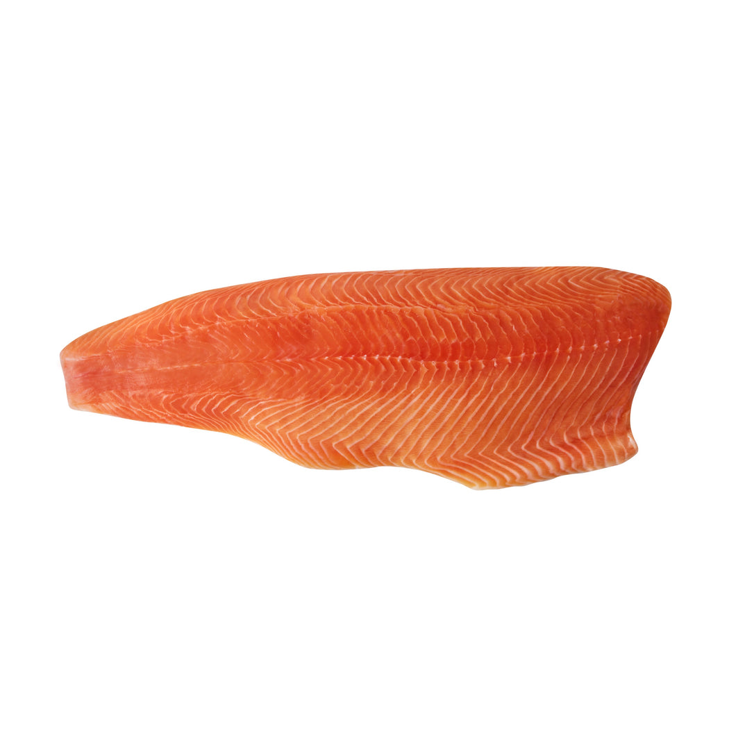 Fish, Fresh Farmed Salmon Fillets 12 Oz. Avg.