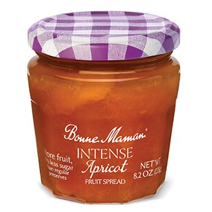 Spreads, Bonne Maman Intense Apricot 8.2 Oz.