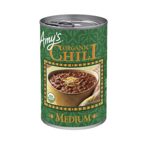 Chili, Amy's Organic Medium 14.7 Oz.