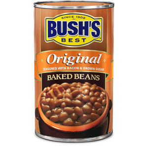 Beans, Bush's Original Baked 16 Oz.