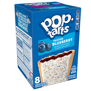 Pop-Tarts, Blueberry Frosted 13.5 Oz.