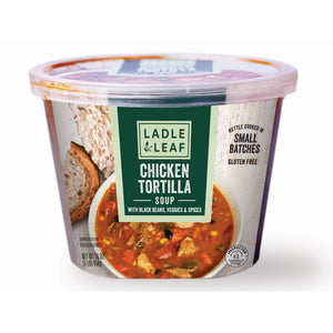Soup, Chicken Tortilla 16 Oz.