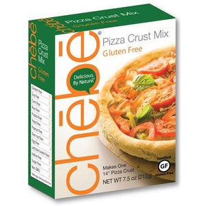 Pizza Crust Mix, Chebe Gluten Free 7.5 Oz.