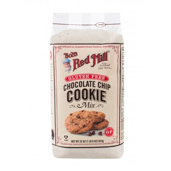 Cookie Mix, Bob's Red Mill Gluten Free Chocolate Chip 22 Oz.