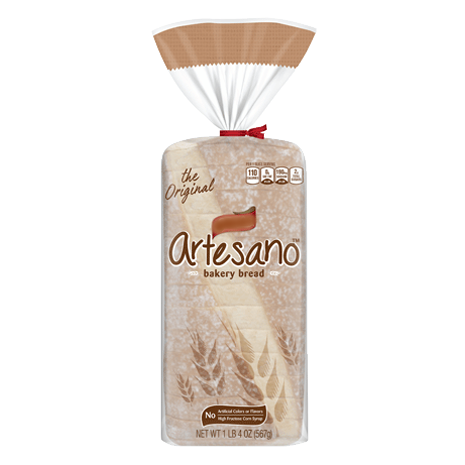 Bread, Artesano Sliced 16 Oz.